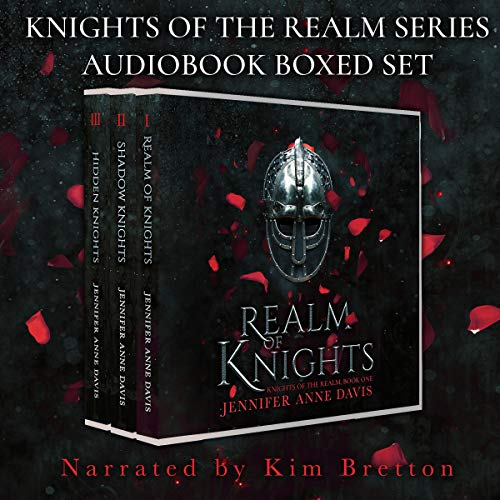 Knights of the Realm Audiobook By Jennifer Anne Davis cover art