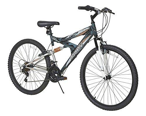 Dynacraft Silver Canyon 26' Men's Dual Suspension Mountain Bike
