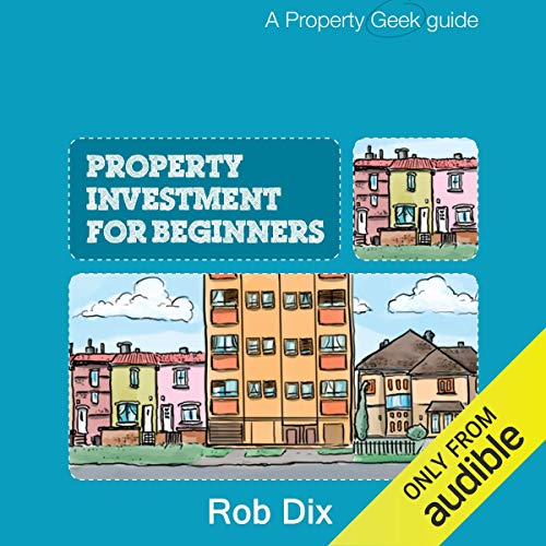 Property Investment for Beginners audiobook cover art
