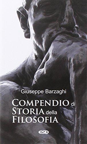 Compendio di storia della filosofia