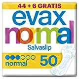 EVAX Cottonlike protege slips normal caja 44 + 6 uds