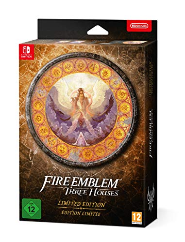 Fire Emblem: Three Houses (Collector's Edition) - Limited - Nintendo Switch [Importación italiana]