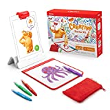 Osmo - Creative Starter Kit for iPad - 3 Educational Learning Games - Ages 5-10 - Drawing, Word Problems & Early Physics - STEM Toy (Osmo Base Included)