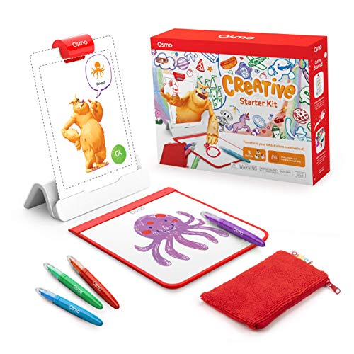 Osmo Creative Starter Kit for iPad Now $48.70