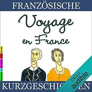 Voyage en France (Französische Kurzgeschichten für Anfänger) Titelbild