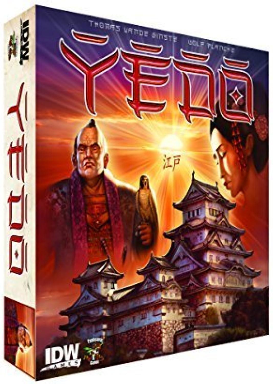 Yedo Board Game by IDW PUBLISHING B017N132DK  Ausgezeichnetes Handwerk     | Zuverlässiger Ruf