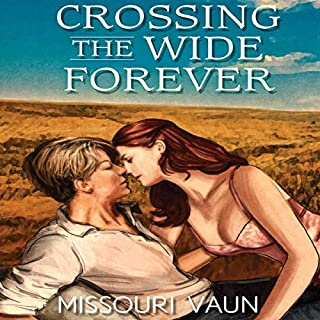 Crossing the Wide Forever audiobook cover art