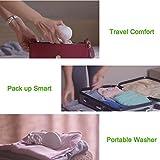Mini Ultraschall Waschmaschine Campingwaschmaschine Beste für sauberes Tuch Obst Gemüse und Geschäftsreise - 4