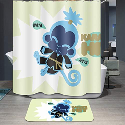 cortinas baratas baño