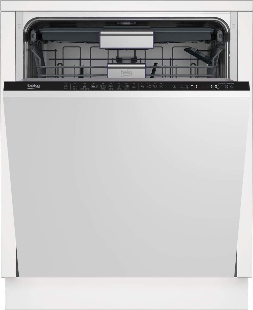 BEKO Dishwasher DIN28421 A++, 60 cm,