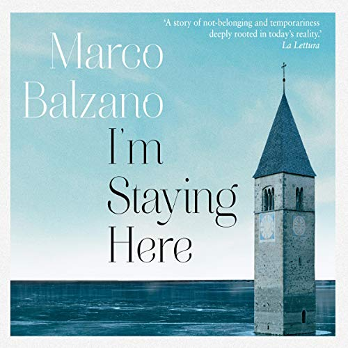 I'm Staying Here audiobook cover art
