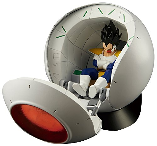 Assembling your own pod set is a cool Dragon Ball Z Gift Ideas.