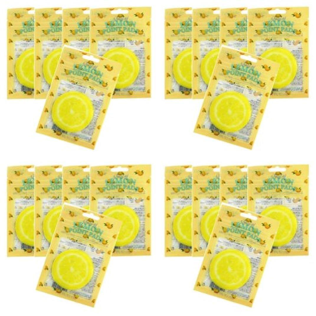 カフェテリア比類のない対立ピュアスマイル ジューシーポイントパッド レモン20パックセット(1パック10枚入 合計200枚)