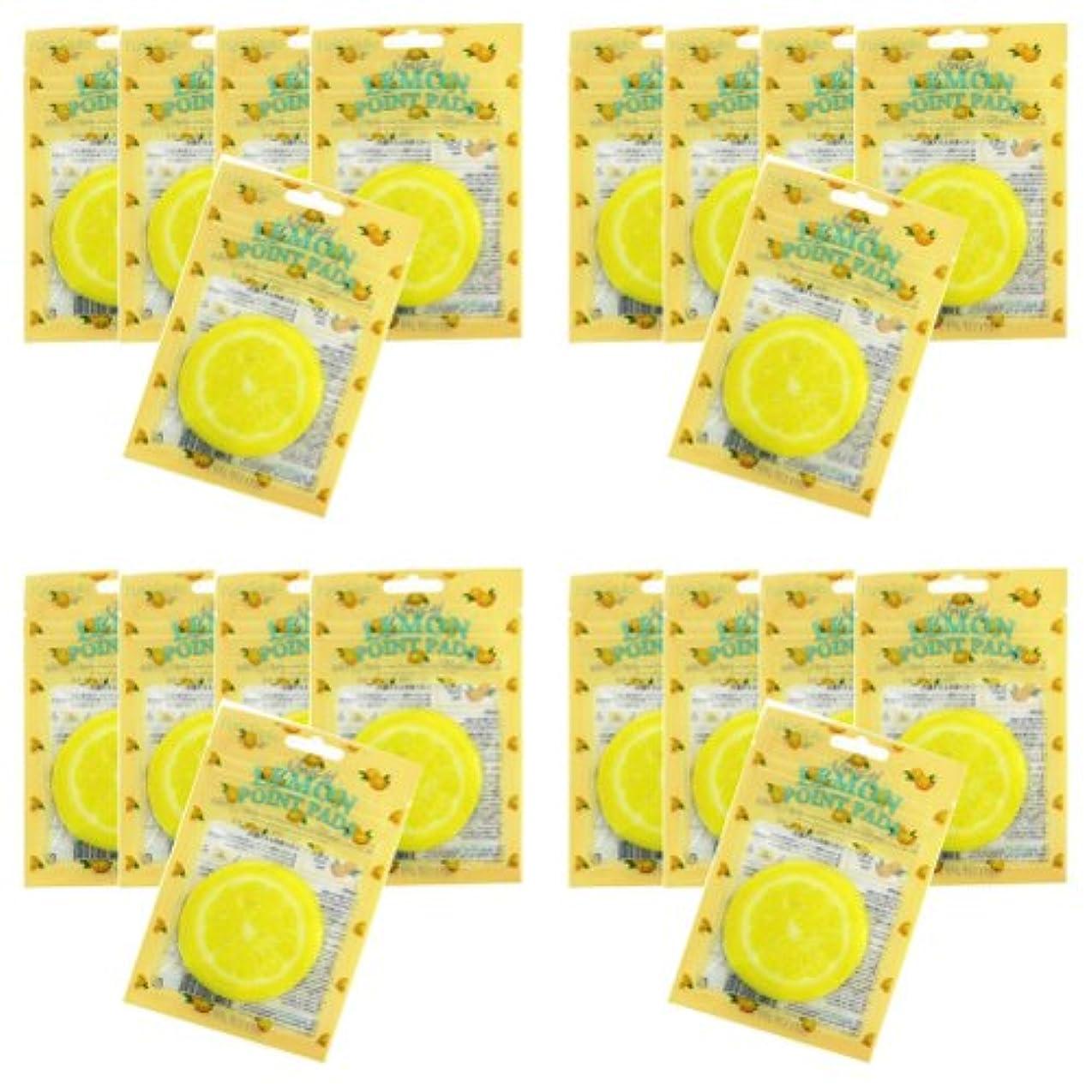死の顎南東部族ピュアスマイル ジューシーポイントパッド レモン20パックセット(1パック10枚入 合計200枚)