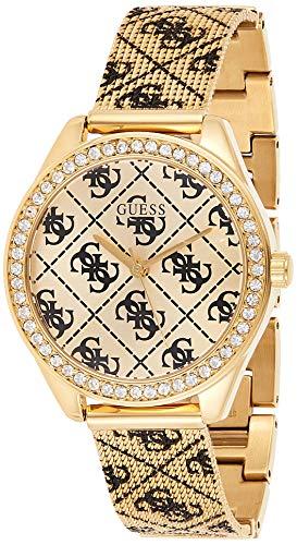 Guess watches ladies claudia orologio Donna Analogico Al quarzo con cinturino in Acciaio INOX W1279L2