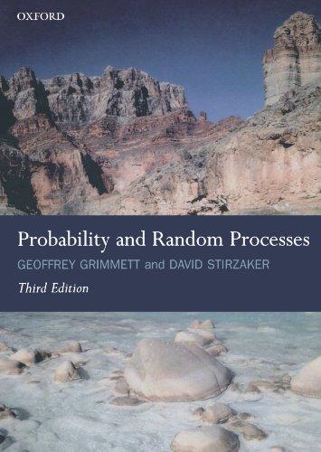 Probability and Random Processes
