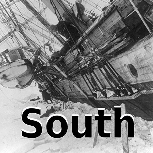 South audiobook cover art