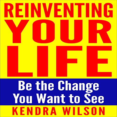 Reinventing Your Life audiobook cover art
