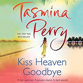 Kiss Heaven Goodbye cover art