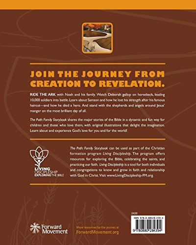 The Path: Family Storybook: A Journey Through the Bible for Families