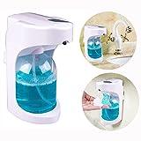Dispensador Jabón de Espuma Automático | Espuma Fina/Higiénico para Niños/Sensor Inteligente/Calidad Duradera/500ml