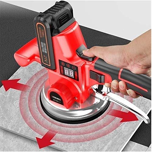 Tile Tiler Tiling Machine, Herramienta De Nivelación Automática Para Tiler Recargable Tile Tile Machine - Ayuda Para La Colocación De Azulejos (Size : One Lithium Battery)