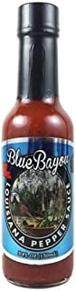 Blue Bayou Louisiana Pepper Hot Sauce, 5 Fluid Ounces
