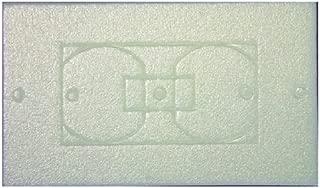 L.H. Dottie WPI100 Wall Plate Insulation Gasket, 100-Pack