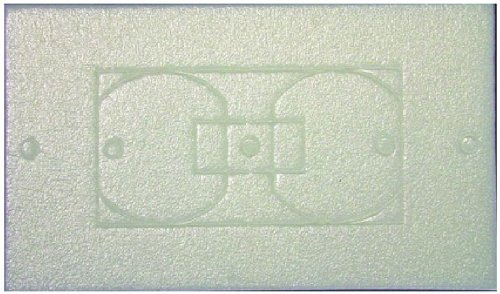 L.H. Dottie WPI25 Wall Plate Insulation Gasket, 25-Pack