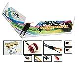 DW Hobby Mousse EPP RC Avion Rainbow V2Aile Volante Avion Trainer Télécommande RC Flying Aircraft kit pour Les Débutants