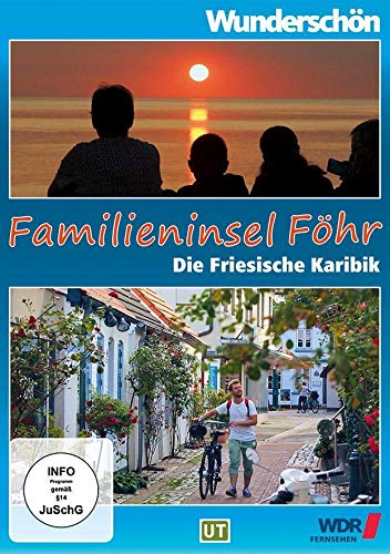 Familieninsel Föhr: Die friesische Karibik