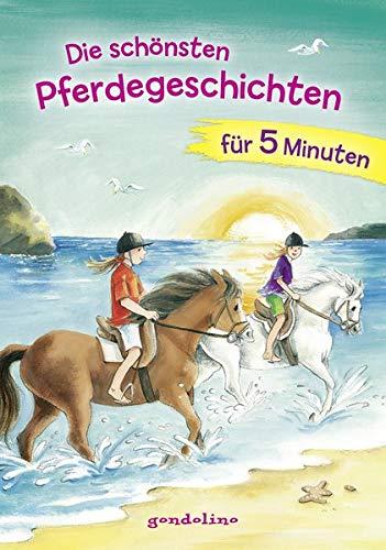 Die schönsten Pferdegeschichten für 5 Minuten: Kurze Geschichten fürs erste Lesen für Kinder ab 8 Jahre für 6,00 €.