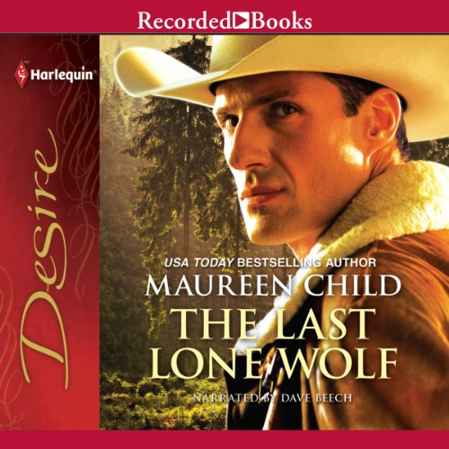 The Last Lone Wolf audiobook cover art