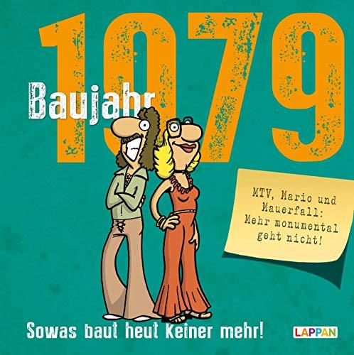 Baujahr 1979: Sowas baut heut keiner mehr! (Baujahr-Reihe)