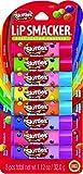 Lip Smacker - Pack de 8 bálsamos labiales Skittles
