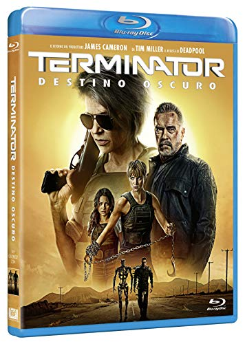 Terminator - Destino Oscuro ( Blu Ray)
