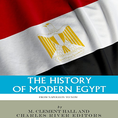 The History of Modern Egypt audiobook cover art