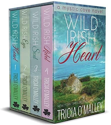 The Mystic Cove Series Boxed Set (Wild Irish Books 1-4)