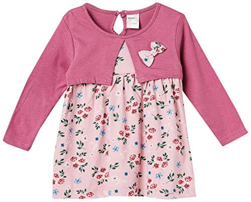Max Cotton Bodycon Casual Dress (P20AEF03MULTI_Multi_18-24 M)