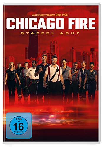 Chicago Fire - Staffel acht [6 DVDs]