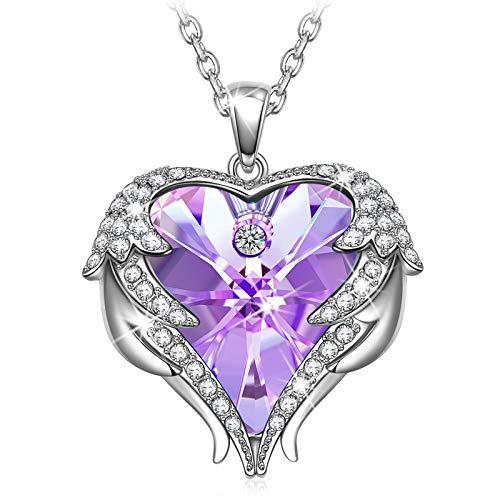 Kate Lynn Kette Damen Halsketten Frauen Geschenk Geschenke für Frauen Frauengeschenk Silber Kette Kette Silber Anhänger Schmuck Damen Geschenkbox