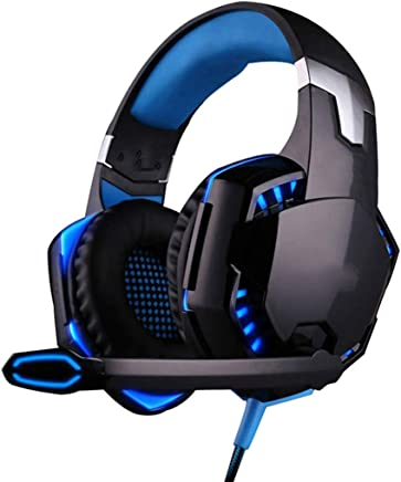 Ramblere Gaming Headset - Cuffie da Gioco Stereo con Microfono da 3,5 Mm - per Uso Generico Come Cuffie Xbox One, Cuffie PS4, Cuffie per PC E Altre Piattaforme con Connessione Standard da 3,5 Mm - Trova i prezzi più bassi