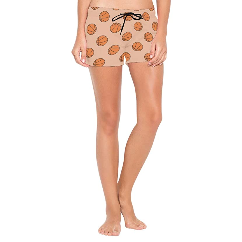 Fitchfdg Fannyhb Basketball Hoop Hamper Beach Shorts for Woman Summer Sexy Fashion Beach Board Shorts