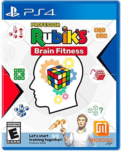 Professor Rubik's Brain Fitness (PS4) - PlayStation 4