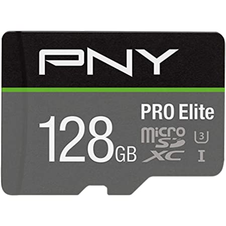 Pny Pro Elite 128gb Microsdxc Speicherkarte Computer Zubehör