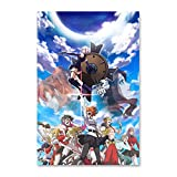 Cozyadecor Japan Anime Fate Grand Order Mashu 25...