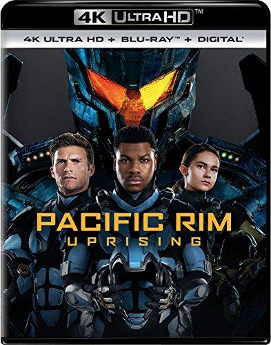 Pacific Rim Uprising (4K Ultra Hd/Blu-Ray/Digital)