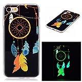OnlyCase Cover per iPhone 7 / iPhone 8, Premium Elegante Effetto Luminoso TPU Morbida Silicone Gel...