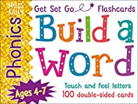 GSG Phonics Cards Build A Word (Get Set Go Phonics)