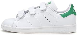[アディダス] adidas Stan Smith CF J S82702 スタンスミス レディーズ グリーン 緑 [並行輸入品]